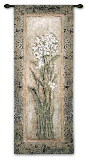 Paperwhite II-Mindeli-Wall Tapestry