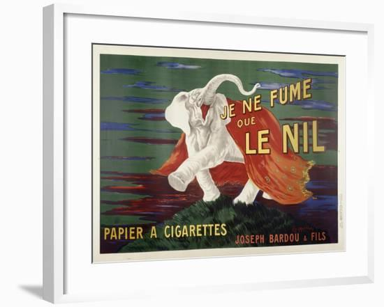 Papier a Cigarettes-Marcus Jules-Framed Giclee Print