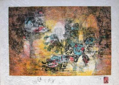 Papier De Riz - Paysage Marin-Lebadang-Premium Edition