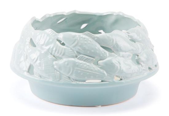 Papilio Bowl Sm Blue--Home Accessories