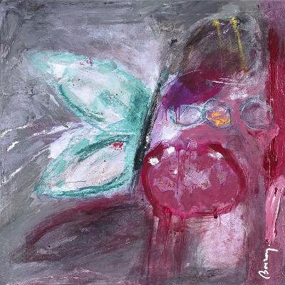 Papillon-Jocelyn Bonzom-Art Print