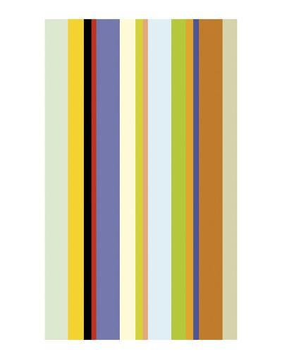 Paprika Stripe-Dan Bleier-Art Print