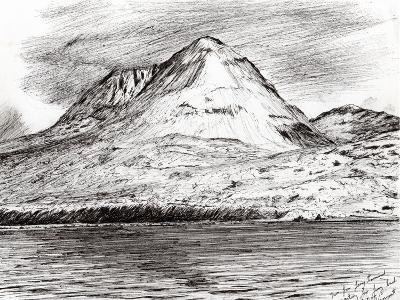Paps of Jura, 2005-Vincent Alexander Booth-Giclee Print