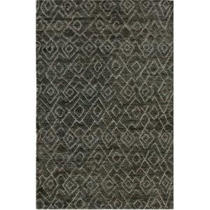 Papyrus Area Rug - Forest/Tan 5' x 8'