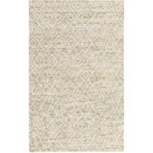 Papyrus Area Rug - Light Gray/Ivory 8' x 11'