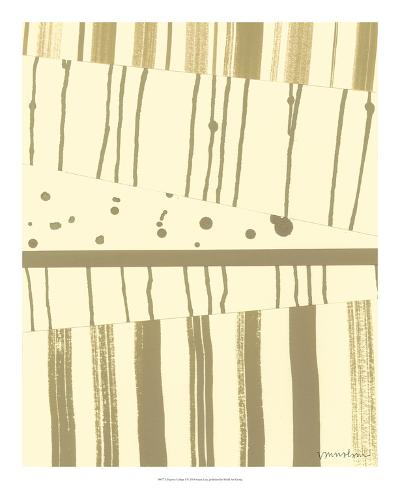 Papyrus Collage I-Vanna Lam-Giclee Print