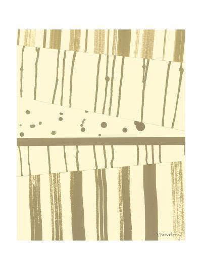 Papyrus Collage I-Vanna Lam-Art Print