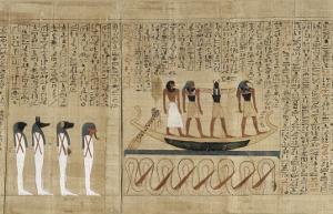 Papyrus mythologique d'Imenemsaouf, Supérieur des porteurs de bouclier-quera d'Amon