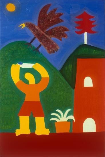Para Jose Maria-Cristina Rodriguez-Giclee Print