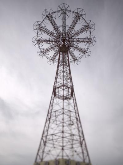 Parachute Jump Tower, Coney Island, Brooklyn, New York, USA-Walter Bibikow-Photographic Print