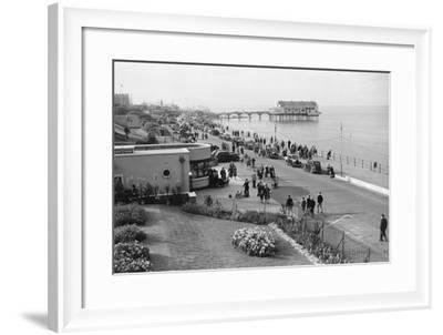 Parade at Cleethorpes-Staniland Pugh-Framed Photographic Print