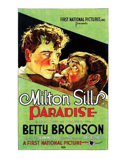 Paradise - 1926--Giclee Print