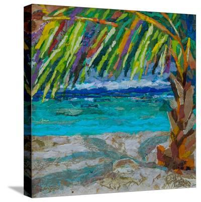 Paradise Found--Stretched Canvas Print