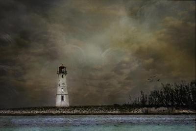 Paradise Island Lighthouse-Barbara Simmons-Giclee Print