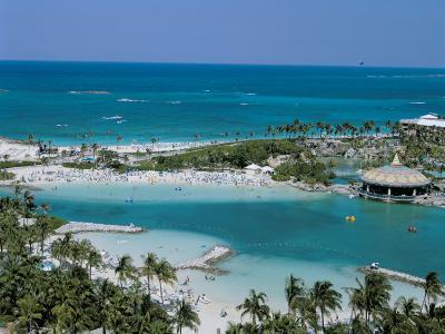 Paradise Island, the Bahamas, Atlantic, Central America-Adina Tovy-Photographic Print