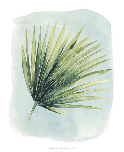 Paradise Palm Leaves II-Grace Popp-Art Print