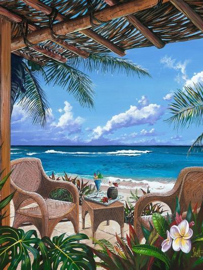 Paradise Porch-Scott Westmoreland-Art Print