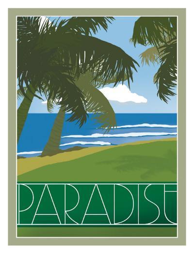 Paradise--Giclee Print