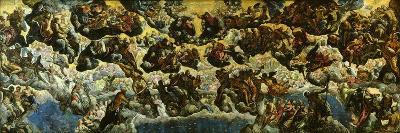 Paradise-Jacopo Robusti Tintoretto-Giclee Print