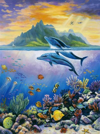 Paradise-John Zaccheo-Giclee Print