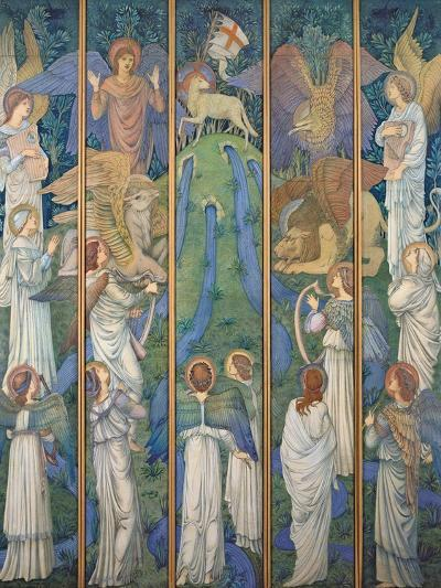 Paradise-Edward Burne-Jones-Giclee Print