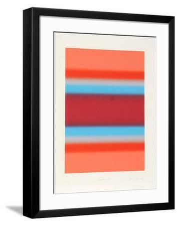 Paralax XVIII-Barry Nelson-Framed Limited Edition