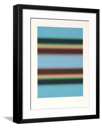 Paralax XX-Barry Nelson-Framed Limited Edition
