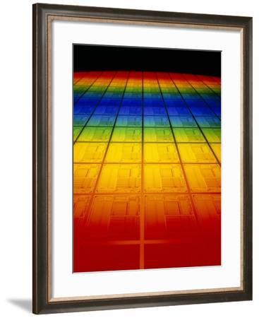 Parallel Processing-David Parker-Framed Photographic Print