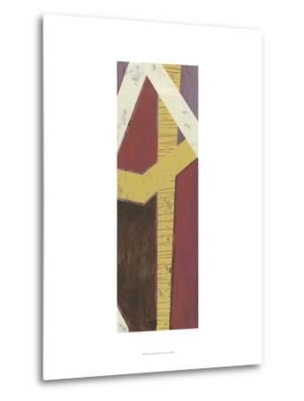 Parallelogram II-Jennifer Goldberger-Metal Print