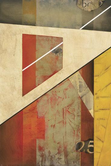 Parallels II-Sebastian Alterera-Art Print