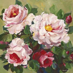 Rose Garden II by Parastoo Ganjei