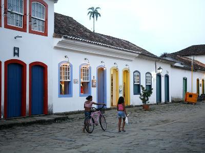 Parati, Rio de Janeiro State, Brazil, South America-Yadid Levy-Photographic Print