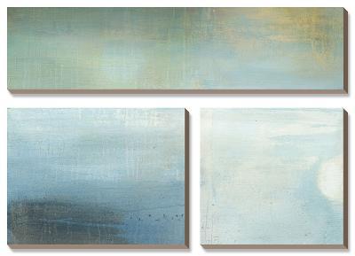 Parceled Reflections-Heather Ross-Canvas Art Set