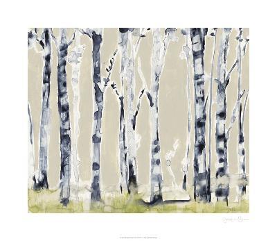 Parchment Birchline II-Jennifer Goldberger-Limited Edition