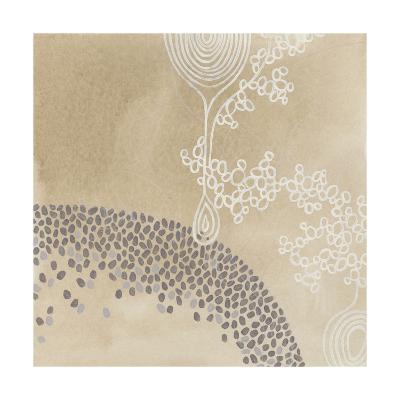 Parchment Prose IV-June Vess-Premium Giclee Print
