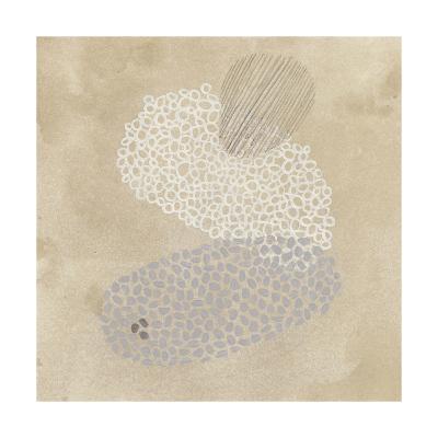 Parchment Prose VI-June Vess-Premium Giclee Print