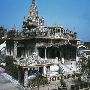 Pareshnath Temple, Kolkata, West Bengal, India