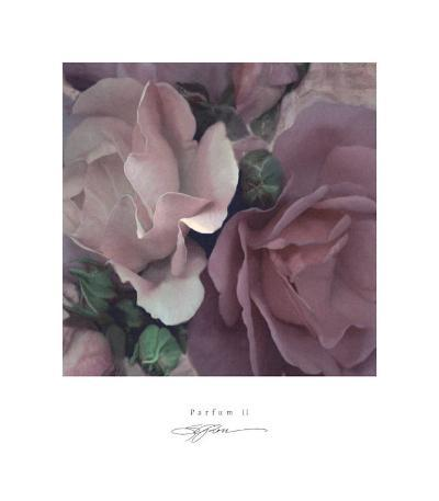 Parfum II-S^ G^ Rose-Art Print