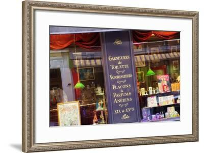 Parfumerie-Cora Niele-Framed Giclee Print