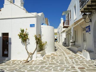 Parikia (Hora), Paros Island, Cyclades, Greek Islands, Greece, Europe--Photographic Print