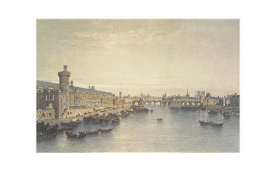 Paris, 1650-G^Ph^ Benoist-Art Print