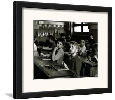 Paris, 1956-Robert Doisneau-Framed Art Print