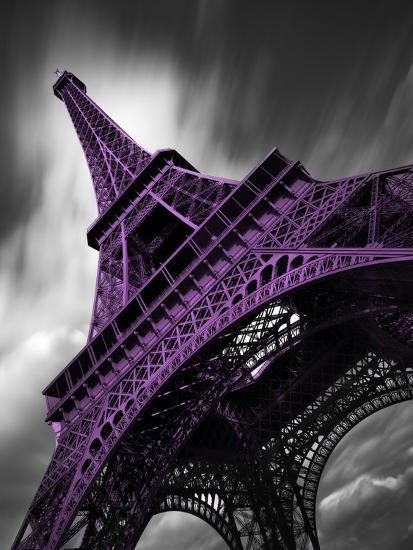 Paris 3-11 Bn - Pop-Moises Levy-Photographic Print