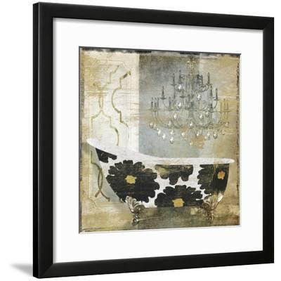 Paris Bath I-Color Bakery-Framed Giclee Print