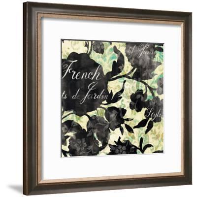 Paris Bloom I-Danhui Nai-Framed Art Print