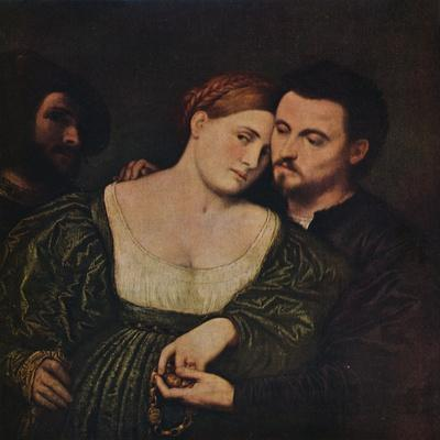 'The Lovers', 1525-1530 (c1940)