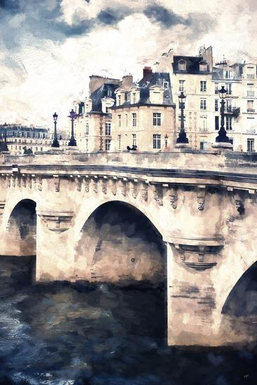 Paris Bridge II-Philippe Hugonnard-Giclee Print