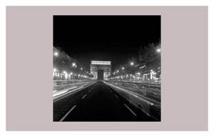 Paris, Champs-Elysees, Arc de Triumphe