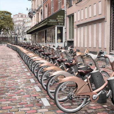 Paris City Ride #2-Alan Blaustein-Photographic Print
