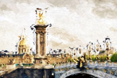 Paris Dreams - In the Style of Oil Painting-Philippe Hugonnard-Giclee Print